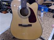 FENDER Electric-Acoustic Guitar DG22CE NAT